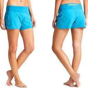 Athleta Ready Set Shorts in Blue Size XS